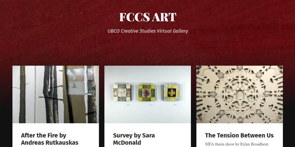 FCCS Virtual Gallery